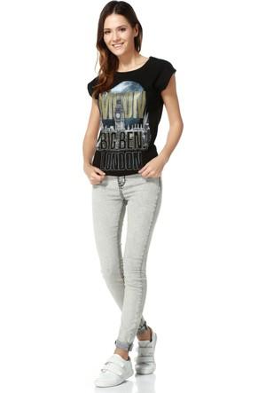 Dewberry Kadın T-Shirt Z4948