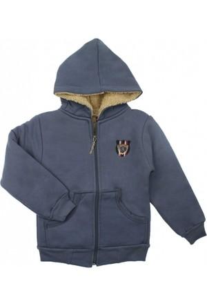 Modakids Erkek Çocuk İçi Yünlü Kışlık Mont 016-779-008