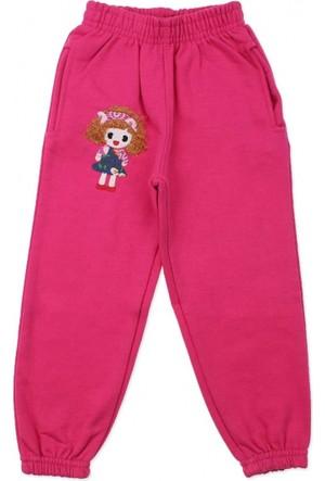 Modakids Kız Çocuk Kışlık Cepli Eşofman Alt 019-2202-022
