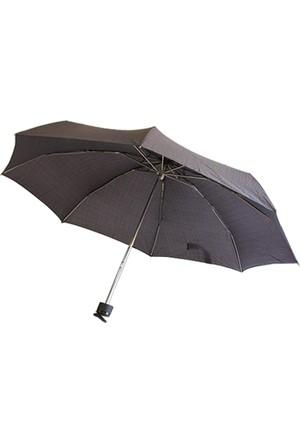 Ejoya Elia Mini Yassı Erkek Şemsiye Alm210-C3 49806