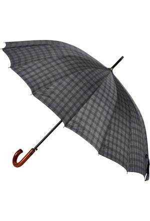 Dearybox So-16E Yarı Otomatik Baston Tip Erkek Şemsiyesi