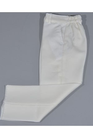 Glory Tekstil Sünnet Pantolonu Krem Rengi