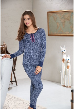 Sevim Kadın Pijama Takımı