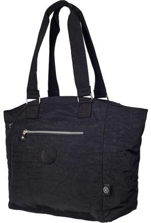 Barcelona Omuz Çantası Brc1101-0001 Siyah