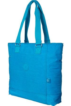 Barcelona Omuz Çantası Brc1103-0031 Mavi