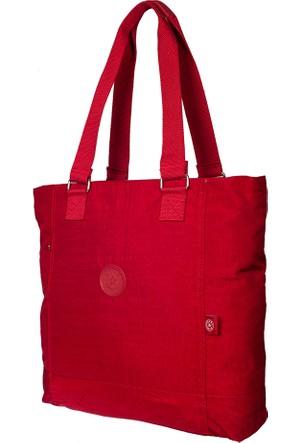 Barcelona Omuz Çantası Brc1103-0082 Kırmızı
