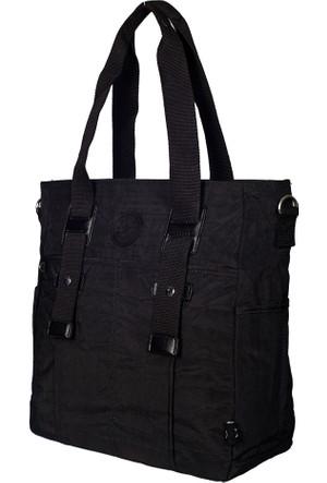Barcelona Omuz Çantası Brc1105-0001 Siyah