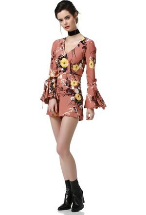 Bsl Fashion Kadın Tulum