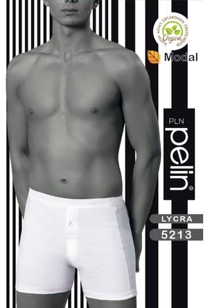 Pelin Erkek Likralı Yan Parçalı Boxer 5213