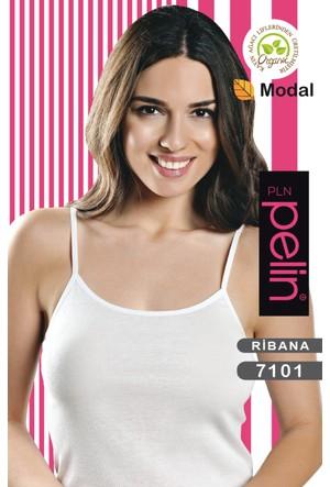 Pelin Bayan Ribana İp Askı Atlet 7101