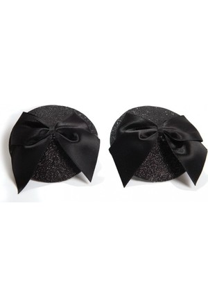 Bijoux Indiscrets Burlesque Göğüs Ucu Bandı Fiyonklu