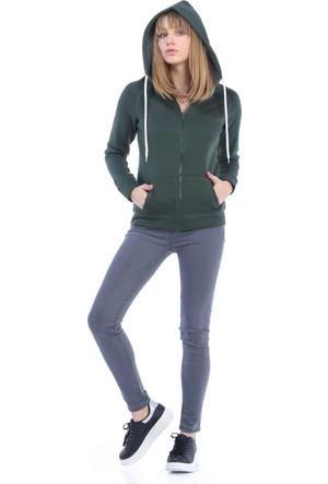 Collezione Kadın Sweatshirt Yoga Yeşil