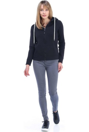 Collezione Kadın Sweatshirt Yoga Siyah