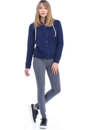 Collezione Kadın Sweatshirt Yoga Lacivert