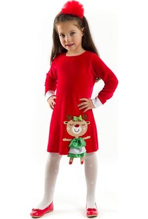Denokids Yaramaz Geyik Elbise