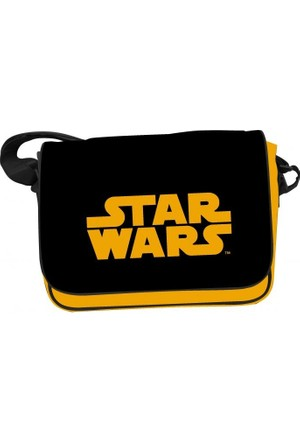 Sd Toys Star Wars Turuncu Logo Postacı Çanta