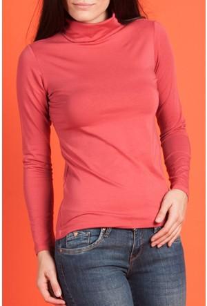 Vena Clarie Boğazlı Yaka Sweat Shirt 1402251