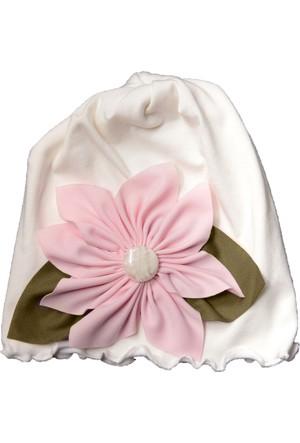 Babygiz Papatya Aksesuarlı Şapka