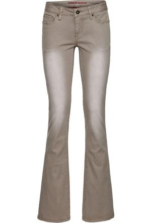 Rainbow Kadın Kahverengi Bootcut Pantolon