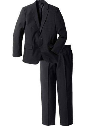 Bpc Selection Erkek Erkek Siyah Slim Fit Takım Elbise
