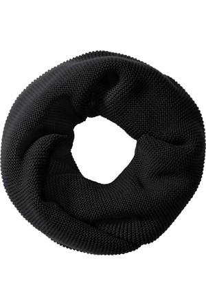 Bpc Bonprix Collection Erkek Siyah Boru Şekil Örgü Şal