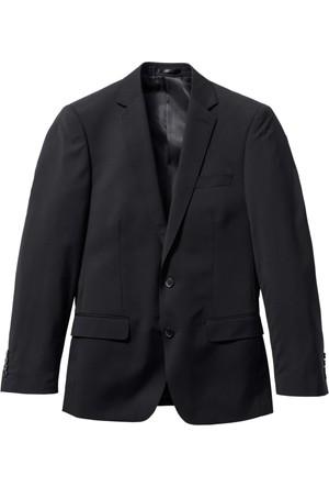 Bpc Selection Siyah Ceket Slim Fit