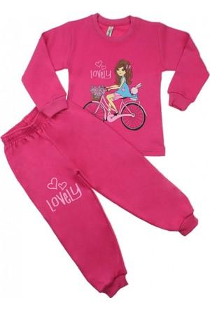 Modakids Kız Çocuk Pijama Takımı 019-1657-022
