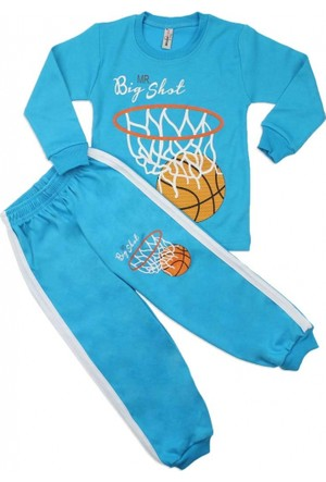 Modakids Erkek Çocuk Pijama Takım 019-1658-037