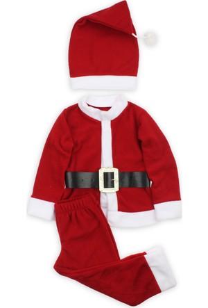 Modakids Erkek Çocuk Noel Baba Kostüm 019-2016-002
