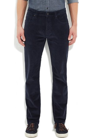 Mavi Kuzgun Marcus Kadife Pantolon
