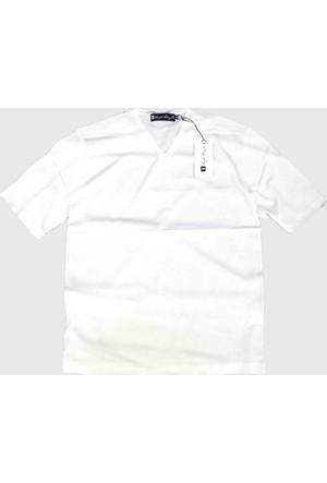 SoftStyle Erkek V Yaka Tshirt 1202