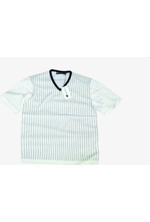 SoftStyle Erkek V Yaka Tshirt 1203