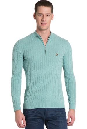 U.S. Polo Assn. Erkek Murphy Kazak Yeşil
