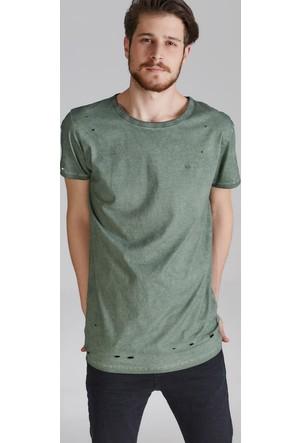 LTB Erkek Örme T-Shirt Kenena T/S