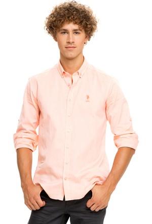 U.S. Polo Assn. Cedro Gömlek
