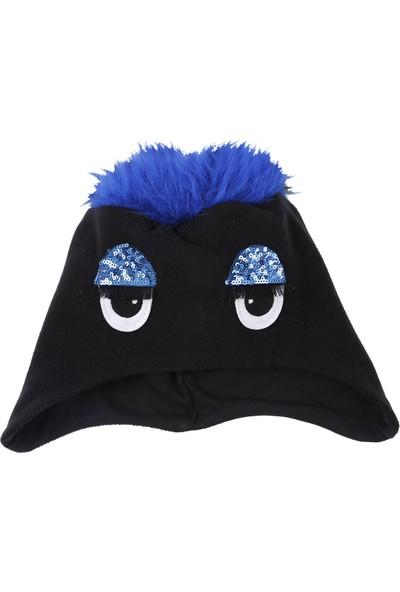 Soobe Zumba Mix Şapka Siyah (1-7 Yaş)