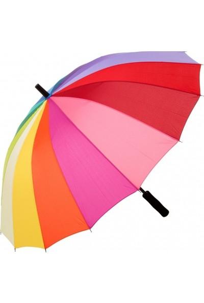 Biggbrella Rn16Mix Gökkuşağı Şemsiye