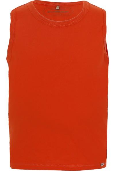 Soobe Pop Boys Erkek Çocuk Kolsuz T-Shirt Narçiçeği (0-2 Yaş)