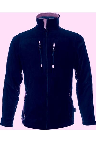 Wubec Milan Erkek Polar Sweat Shirt Lacivert