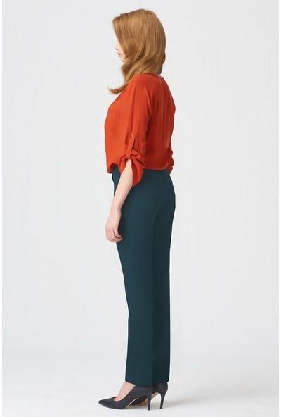 Naramaxx Boru Paça Dar Kesim Pantolon