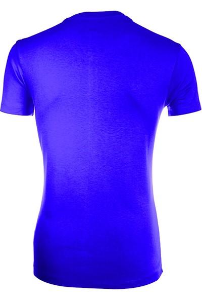 Wgust V Yaka T-Shirt Saks
