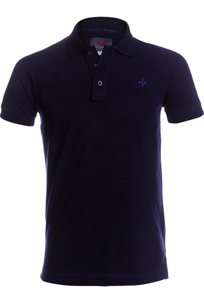 Wgust Antalya Lacost T-Shirt Lacivert