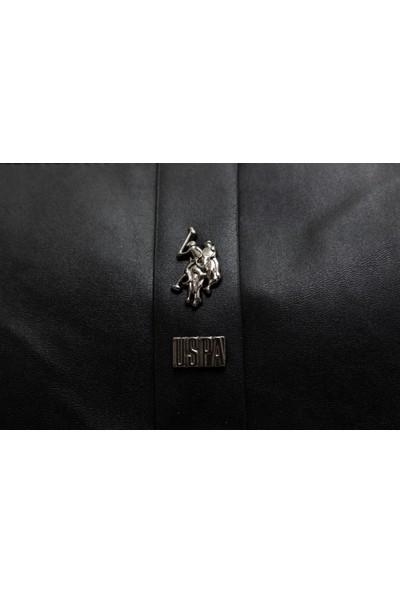 U.S. Polo Assn. Plevr6751-S Siyah Evrak Çantası