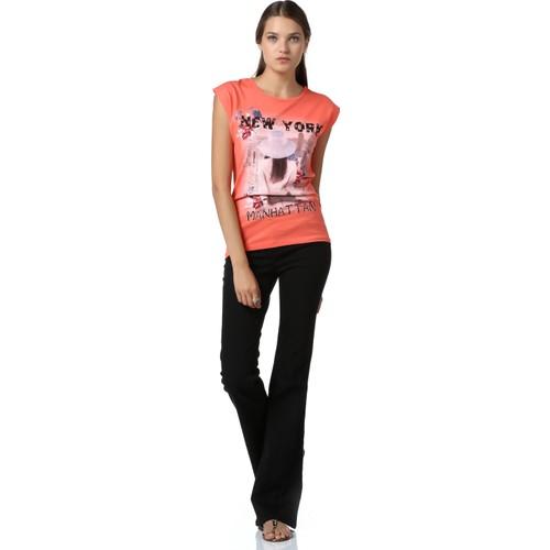 Dewberry Kadın T-Shirt Z4947