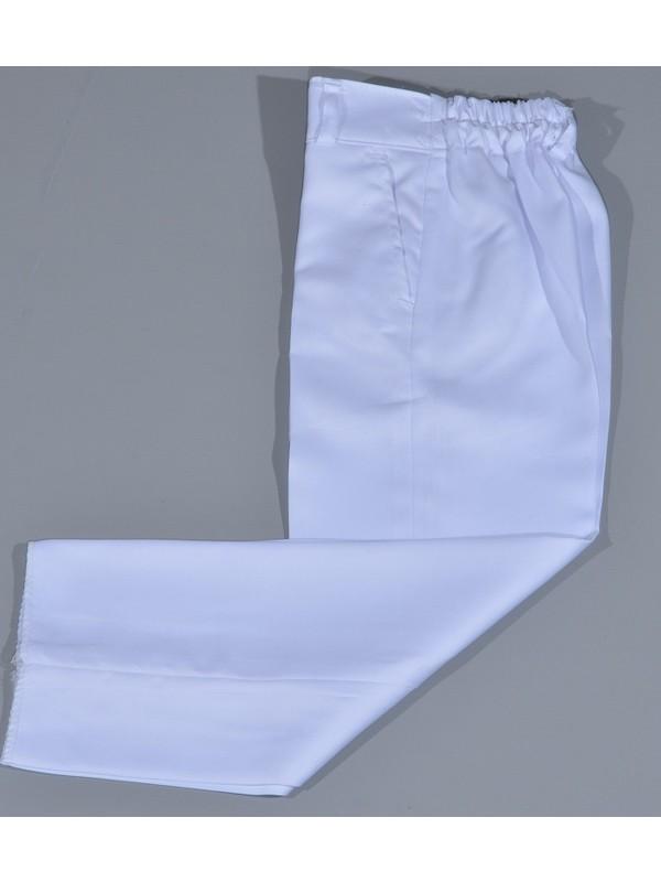 Glory Tekstil Sünnet Pantolonu Beyaz