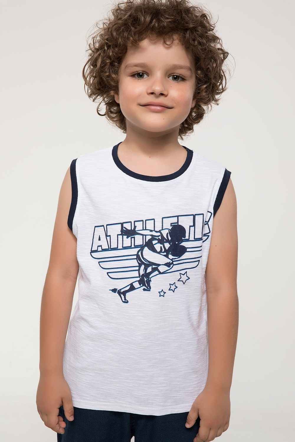Defacto Kids' Top with Printed Details