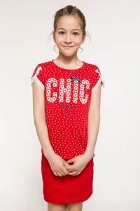 DeFacto Kids' Dotted Top