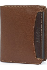 Abess Men's Leather Wallet