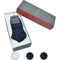 Pierre Cardin Erkek Çorap Soket Kısa Spor Bilek Boyu 6'lı Set 1022