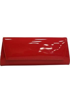 Ysmn Kadın El Portföyü Kırmızı Yc050992Srg14